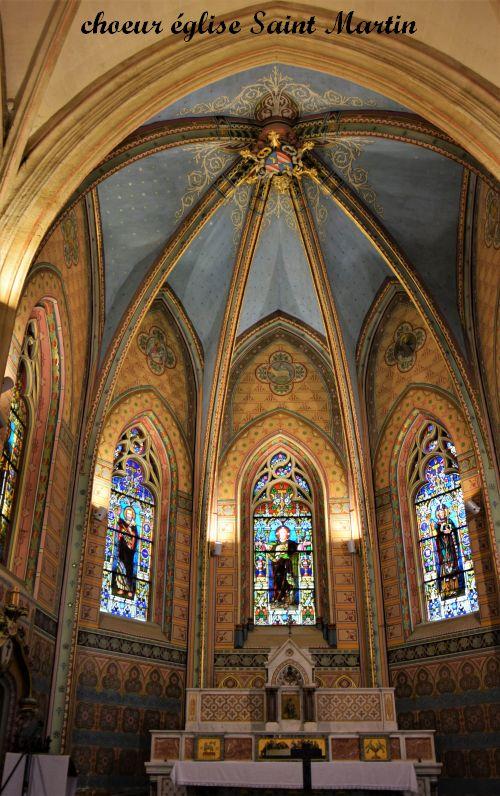 19 choeur église Saint Martin