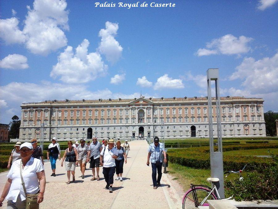 01 palais royal de Caserte