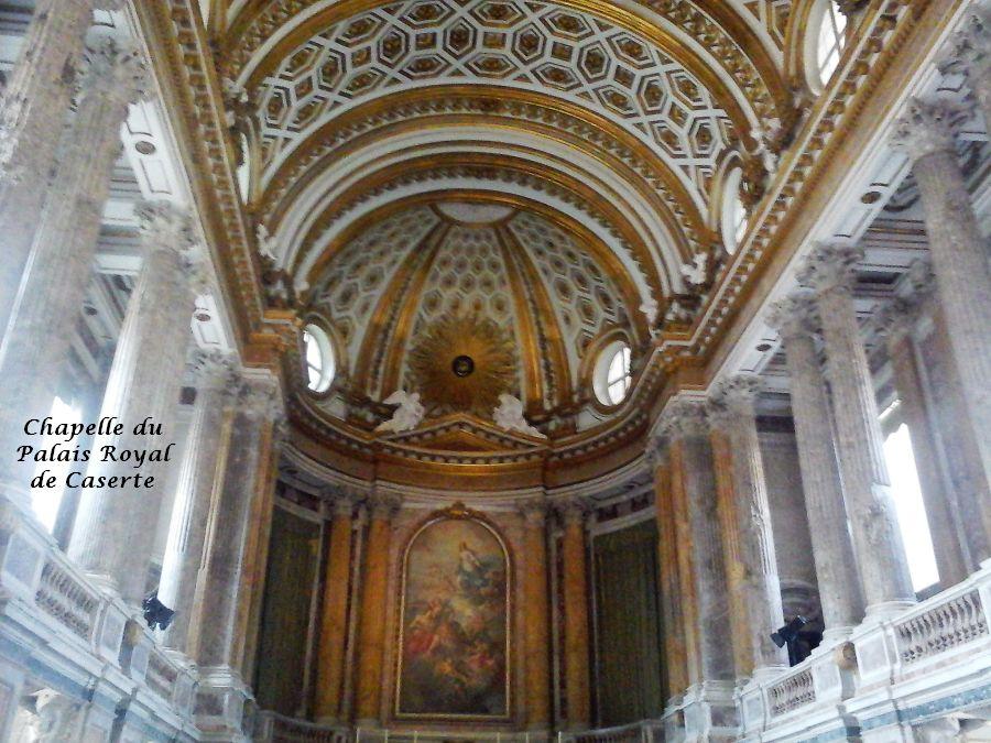 04 chapelle palais royal Caserte