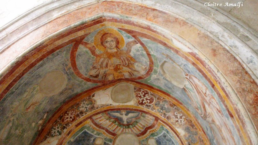 10 cloitre Amalfi