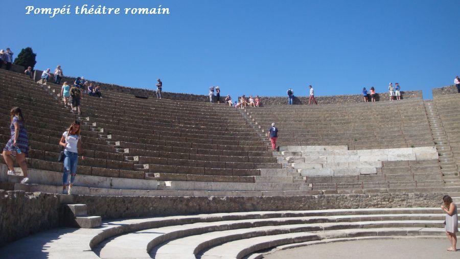 13 Pompéi théâtre romain