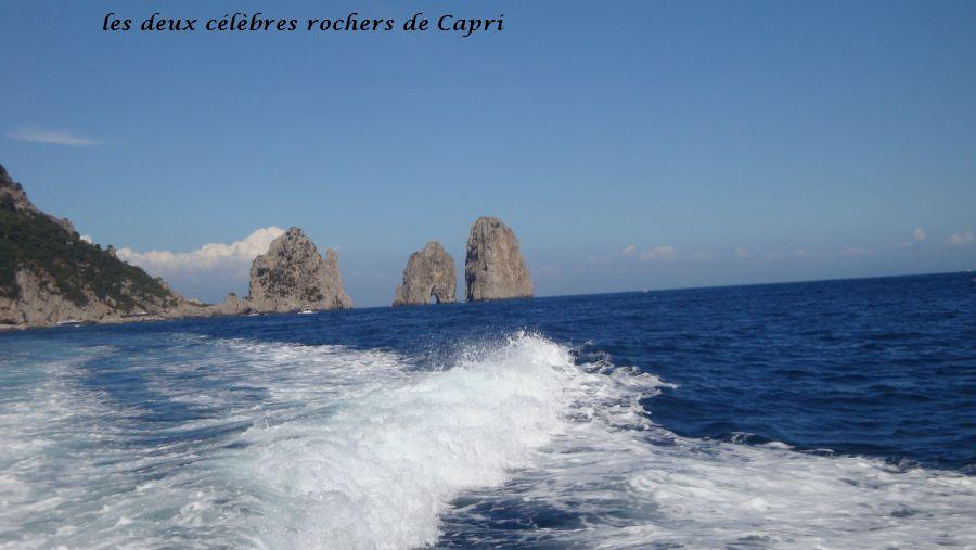16 2 rochers symboles de Capri