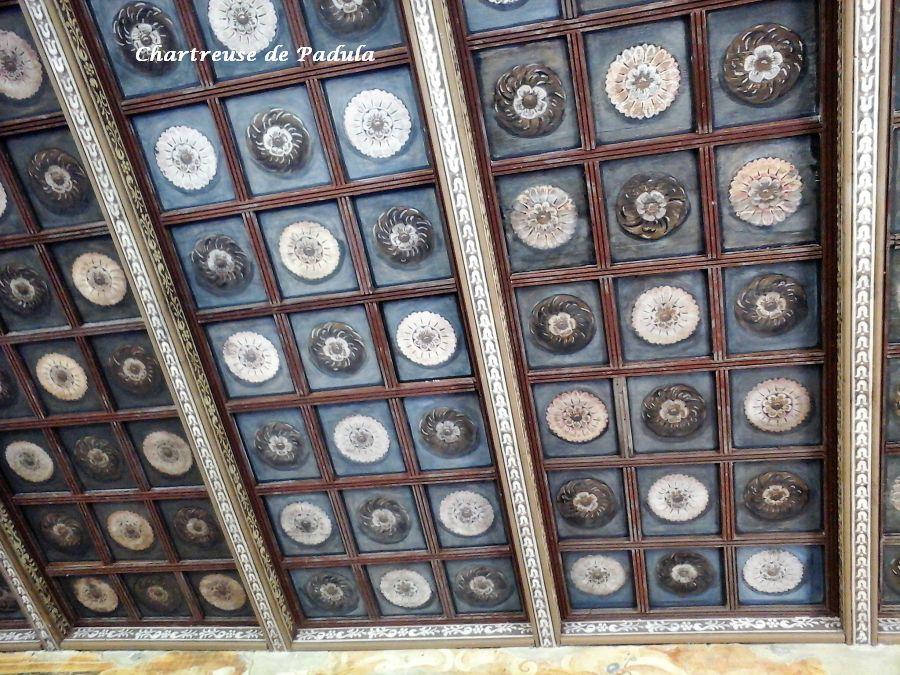 16 plafond chartreuse Padula