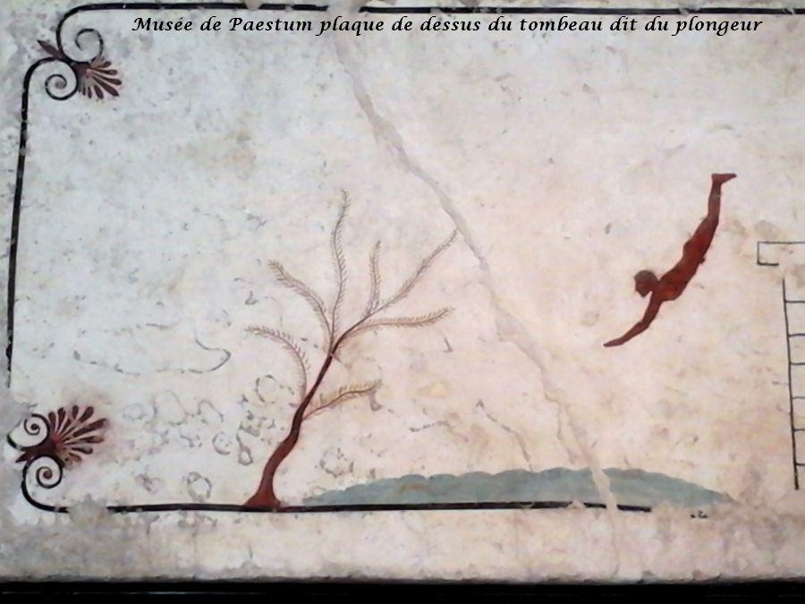 20 plaque dessus du tombeau passage de la vie à la mort